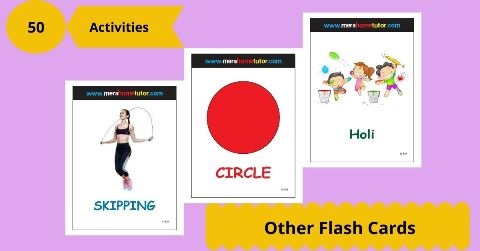 Other Flashcards Activity Flash Cards